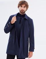 Hackett LW Packable Mac Coat
