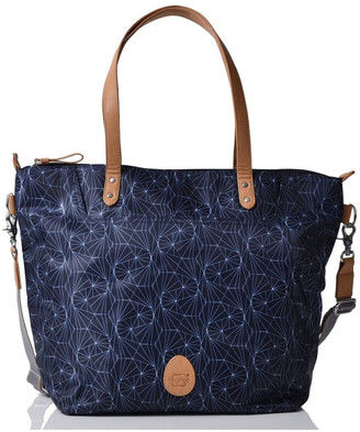 PacaPod Colby - Navy Nappy Bag