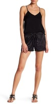 Socialite Zip Pocket Short