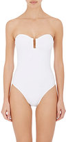 Eres Women's Cassiopee U-Wire Bandeau Swimsuit-WHITE