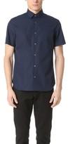 Calvin Klein Collection Relic Short Sleeve Shirt