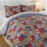 Clever Carriage Home 3-piece Mayfair Rose Duvet Set