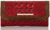 Brahmin Soft Checkbook Wallet Vernon