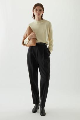 Cos Seamless Merino Wool Jumper