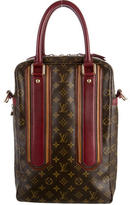 Louis Vuitton Bequia Porte Document Vertical Bag