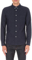Levis Made & Crafted Levis Made & Crafted Dobby Dot Regular-fit Cotton Shirt