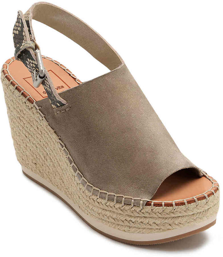 Dolce Vita Shan Esapdrille Wedge Sandal - Women's