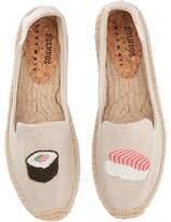 Soludos Sushi Platform Smoking Slipper Women's Slippers