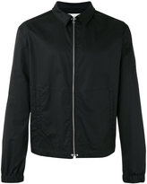 Lemaire elasticated cuffs lightweight jacket - men - Cotton/Polyester/Spandex/Elastane - 46