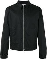 Lemaire elasticated cuffs lightweight jacket - men - Cotton/Polyester/Spandex/Elastane - 46