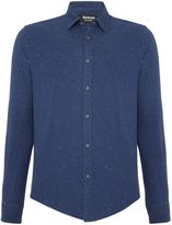 Barbour Firth Nep Yarn Heavy Long Sleeve Shirt