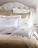 "Matouk Scallops"" Bed Linens"