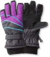 L.L. Bean Kids' Waterproof Wildcat Gloves