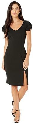 Trina Turk Tine Dress (Black) Women's Dress