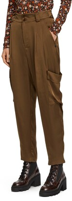 Scotch & Soda Chic Drapey Cargo Pants