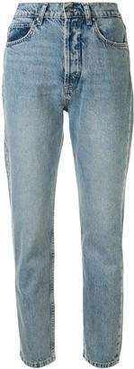 Anine Bing Sonya slim-fit jeans