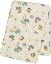 TREND LAB, LLC Trend Lab Lullaby Jungle Deluxe Swaddle Blanket