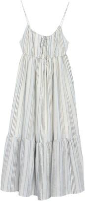 Vanity Room Empire Waist Maxi Dress
