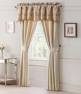 Waterford Cathryn Floral & Geometric Window Treatments