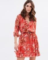 Wish Sun Shower Wrap Dress