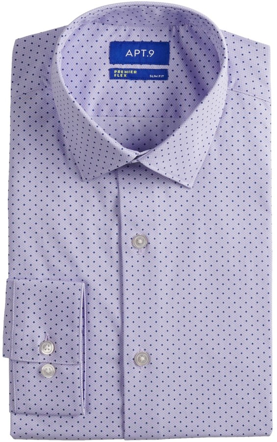 71f4753a29b76 Apt. 9 Men s Dress Shirts - ShopStyle