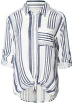 Dex Tie Front Shirt