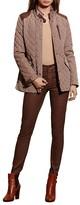 Lauren Ralph Lauren Four-Pocket Diamond-Quilted Jacket