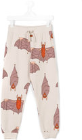 Mini Rodini bat print trousers