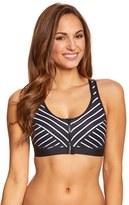 CoCo Reef Serenity Stripe Pure Racerback Bikini Top (C/D/DD Cup) 8151417
