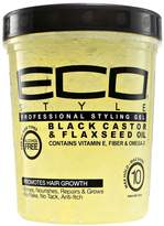 Ecoco Eco Style Black Castor & Flaxseed Oil Styling Gel