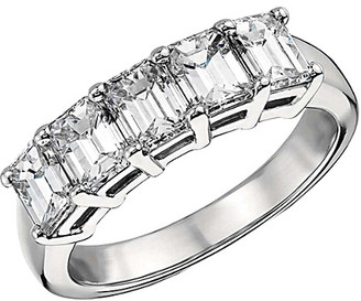 Diana M Fine Jewelry Platinum 1.24 Ct. Tw. Diamond Ring