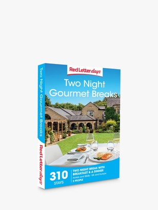 Red Letter Days Two Night Gourmet Breaks Gift Experience