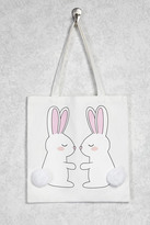 Forever 21 Bunny Graphic Tote