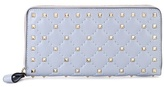 Valentino Garavani Rockstud Spike leather wallet