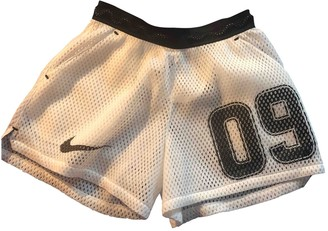 Nike x Off-White White Polyester Shorts