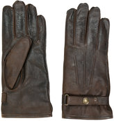 Belstaff buckled gloves