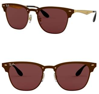 Ray-Ban 50mm Square Sunglasses