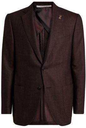 Pal Zileri Wool Tailored Jacket