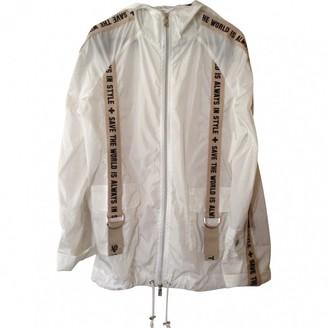 JC de CASTELBAJAC White Jacket for Women