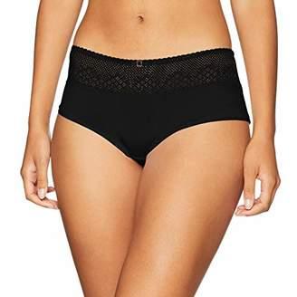 Lascana Women's Panty Boy Short,16 (Size: 42)