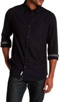 Weatherproof Plaid Twill Regular Fit Shirt