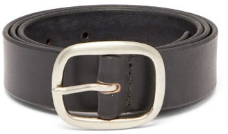 Maximum Henry - Leather Belt - Mens - Black