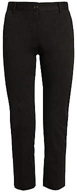 Dolce & Gabbana Women's Cropped Ankle Pants
