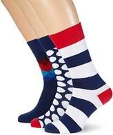 My Way Men's Sailor Socks,35/38 (EU) pack of 3