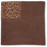 Portolano Cashmere Leopard Throw