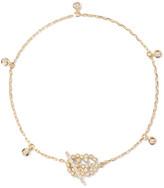 Gucci 18-karat Gold Diamond Bracelet - M