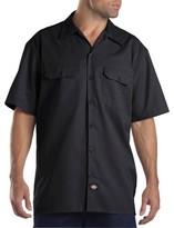 Dickies Men's Original Fit Short Sleeve Twill Work Shirt
