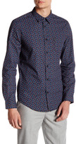 Ben Sherman Micro Floral Slim Fit Shirt
