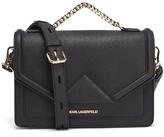 Karl Lagerfeld Women's K/Klassik Shoulder Bag Black
