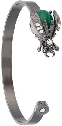 Olympiah embellished Alverare bracelet